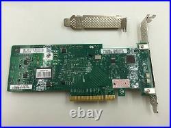 LSI 9220-8i 6Gbps SAS HBA FWP20 9211-8i IT Mode ZFS FreeNAS unRAID 2 SFF SATA