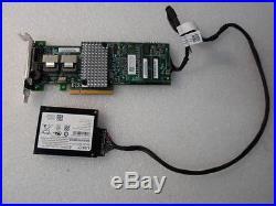 LSI 9265-8i 6Gbs 8 Ports HBA PCI-E RAID Controller Card