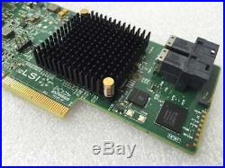 LSI 9300-8I SAS3008 12Gbps HBA SAS-SATA LSI P16 IT Mmode ZFS FreeNAS unRAID