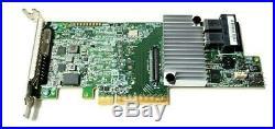 LSI 9361-8i 8-Ports SAS SATA PCI-E 12Gb PCIe x8 RAID Controller LP with Cables