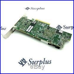 LSI 9361-8i SAS SATA PCI-E 12Gb PCIe x8 RAID Controller 1GB CacheVault Battery