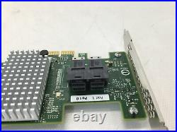 LSI IBM 12Gbps SAS HBA Controller ServeRAID SAS9302-8i N2215 47C8676 47C8675
