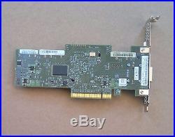 LSI IBM SAS9212-4i4e SATA SAS 6Gbps PCI E HBA RAID TAPE HOST BUS 68Y7353 68Y7375