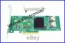 LSI Internal SAS SATA 9211-8i 6Gbps 8 Ports HBA PCI-E RAID Controller Card