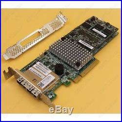 LSI LSI00298 9285CV-8e PCI-E 2.0 x8 SATA / SAS RAID Card Dell GRHH8 US-Seller