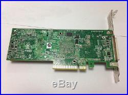 LSI LSI00298 9285CV-8e PCI-E2.0 x8 SATA/SAS RAID Controller