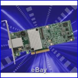 LSI Logic Controller Card 05-25528-04 MegaRAID 9380-8e Single 8Port SATA/SAS PCI