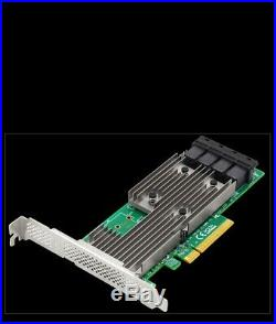 LSI Logic Controller Card 05-25703-00 9305-16i 16-Port SAS 12Gb/s pci-e 3.0