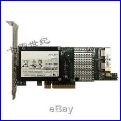 LSI MegaRAID 9271-8i PCI-E 8-Port 1GB cache controller+BBU09 BAT1S1P-A Battery