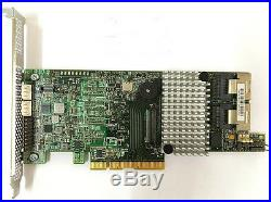 LSI MegaRAID 9271-8i PCI-E3.0 8 Port 6Gbps SATA/SAS Raid 1GB cache controller