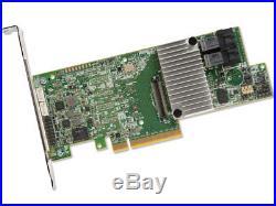 LSI MegaRAID 9361-8i 8 port RAID controller LSI00417 12GB/S SAS3 PCI-E