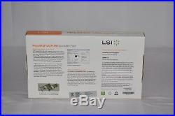LSI MegaRAID RAID Controller LSI00328 9271-4i PCI-E 3.0 SATA/SAS NEW