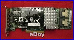 LSI MegaRaid 9750-8i SAS/SATA 6Gb/s PCI-e 2.0 x8 Raid Controller L3-25239-22A