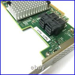 LSI SAS9302-8i ServeRAID N2215 IBM 47C8676 12Gbps SAS HBA Controller 47C8675