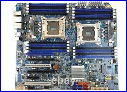 Lenovo Thinkstation D30 Desktop Motherboard IBM LGA 2011 03T6732