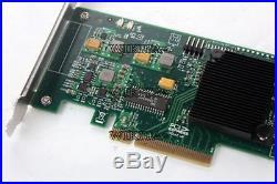 Lsi 9211-8I 6Gbps Internal Sas Sata 8 Ports Hba Pci-E Sas Raid Controller Card C
