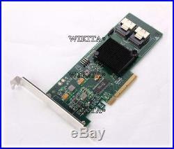 Lsi 9211-8I 6Gbps Internal Sas Sata 8 Ports Hba Pci-E Sas Raid Controller Card W