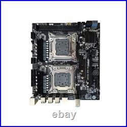 MATX dual socket LGA2011 X79 motherboard Intel chipset C602 Xeon E5 2600 v1 v2