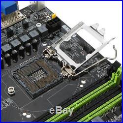 MAXSUN SATA3 6 PCI-E slots Mining Motherboard 1150 Processors For Intel B85 C3J6