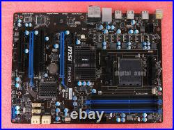 MSI 970A-G43 MS-7693 Motherboard AMD 970 Socket AM3 AM3+ DDR3