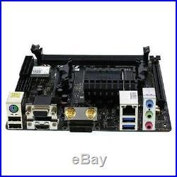 MSI A68HI AC AMD FM2+ A68H DDR3 PCI-Express SATA USB Mini-ITX Motherboard