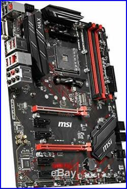MSI B450 GAMING PLUS MAX ATX motherboard MB4821