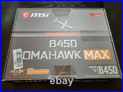 MSI B450 TOMAHAWK MAX SOCKET AM4 Scheda Madre #2