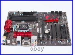 MSI B75A-G43 GAMING LGA 1155/Socket H2 Motherboard MS-7758 ATX