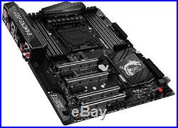 MSI GAMING CARBON Motherboard Computer PC Gaming PCI Quad-Channel CPU Memory USB