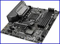MSI Intel LGA 1151 Support 9th/8th Gen Intel Processors LAN DDR4 B365M Mortar