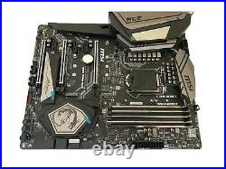 MSI MEG Z390 ACE ATX Motherboard- Intel LGA1151 CPUs DDR4 SATA3