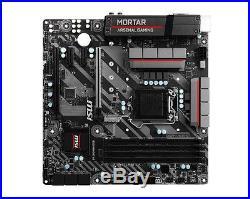 MSI Motherboard B250M MORTAR Core i3/i5/i7 B250 LGA1151 DDR4 SATA PCI Express