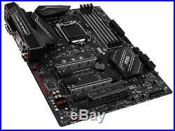 MSI Motherboard Z270 GAMING PRO CARBON Core i3/i5/i7 LGA1151 DDR4 SATA PCI