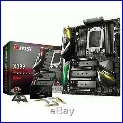 MSI PERFORMANCE GAMING X399 GAMING PRO CARBON AC sTR4 AMD X399 SATA 6Gb/s USB 3