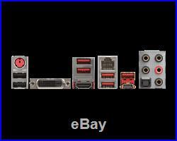 MSI X370 Gaming Pro Carbon AMD AM4 DDR4 Desktop Motherboard See Description