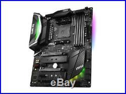 MSI X470 GAMING PRO CARBON AM4 AMD X470 SATA 6Gb/s USB 3.1 ATX AMD Motherboard