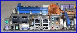 MSI X58 Platiunum Motherboard, Socket 1156, ATX, X58 Chipset, PCI-E 2.0, DDR3