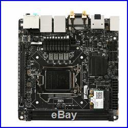 MSI Z87I Motherboard Intel Z87 LGA 1150 Nimi-ITX SATA3.0 USB3.0 PCI-E 3.0 Used