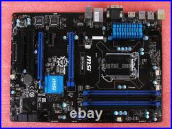 MSI Z97 PC Mate Motherboard MS-7850 Intel Z97 Express LGA 1150 DDR3