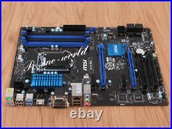 MSI Z97 PC Mate Motherboard MS-7850 Socket 1150 DDR3 Intel Z97 100% working