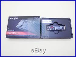 MZ-V6P2T0BW Samsung 960 PRO 2TB NVMe M. 2 PCI-Express 3.0 Internal SSD New
