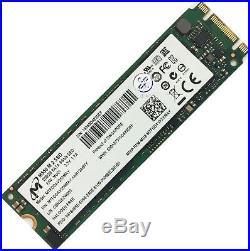 Micron 256GB PCI Express M. 2 MLC SATA III 6Gb/s Internal Solid State Drive SSD
