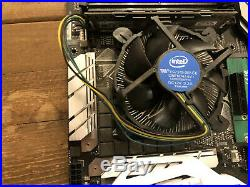 Mining Starter Bundle ASUS Prime Z270-A with Celeron cpu and 4gb RAM, SSD, More