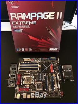 Motherboard ASUS Rampage II Extreme Intel LGA 1366 X58+ (Sata III PCI Card)