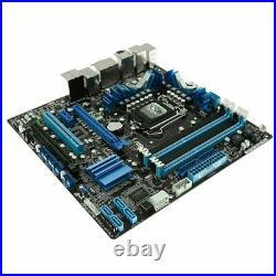 Motherboard Asus P8h67-m Evo Lga1155 Ddr3 Usb 3.0 SATA III