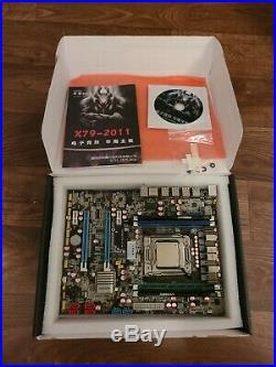 Motherboard cpu ram combo i7 3930k