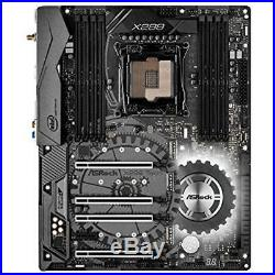 Motherboards ASRock X-Series X299 Taichi DDR4 Max. 128GB PCI Express SATA USB ATX