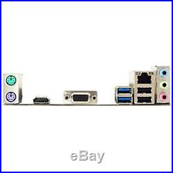 Motherboards Biostar H110M-BTC Core I7/i5/i3 LGA1151 Intel DDR4 SATA PCI Express