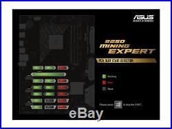 NEW ASUS B250 MINING EXPERT LGA 1151 Intel HDMI SATA 19 PCI SLOT MOTHERBOARD