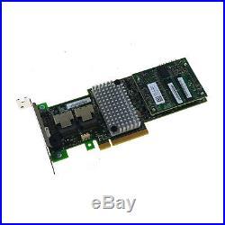 NEW Dell LSI MegaRaid 9265-8i 6Gbps SAS/SATA PCi-E Raid Controller Low Profile